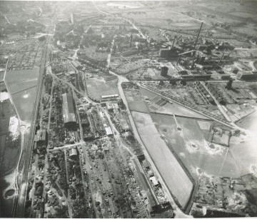 12 May 45 German Industry Ruhr Valley