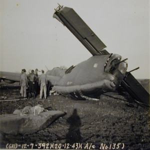 41-29135 crash 20Dec43