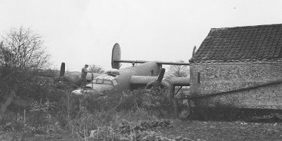 42-7537, Jungle Princess, crash 31Dec43