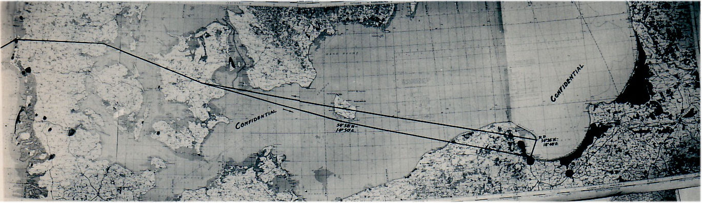 9Oct43 mission maps box 2066 1
