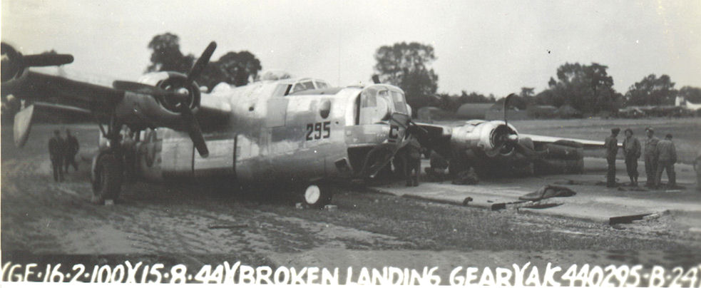 accident 12 Aug 44