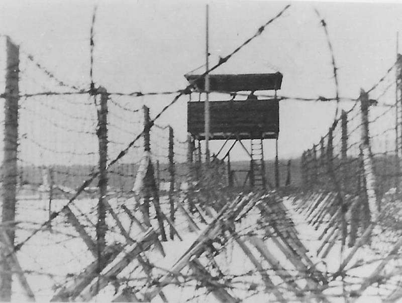 POW Stalag Luft WWII camps in Germany for Airmen