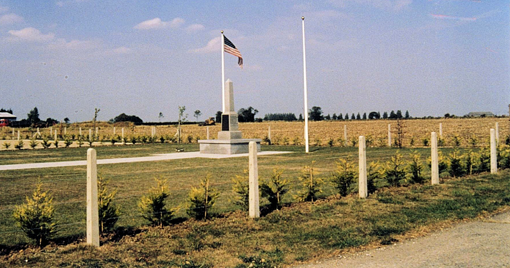 Wendling Memorial Refurbished Photo 1986